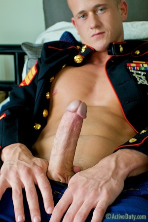 military-cock